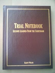 The Trial Notebook
