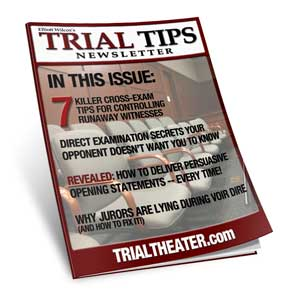 Trial Tips Newsletter