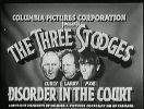 The Three Stooges - Disorder in the Court